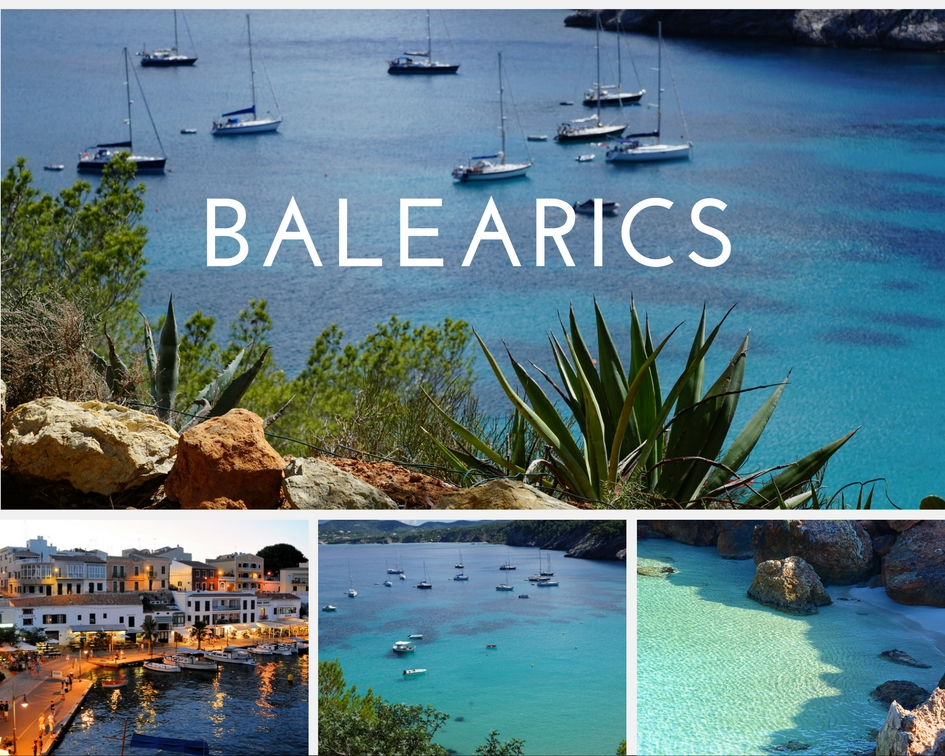 Rent a Yacht in Balearics