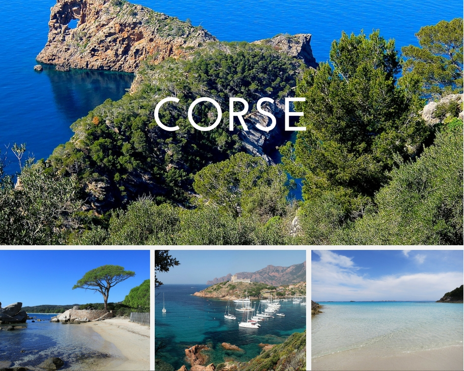 Rent a yacht in Corsica