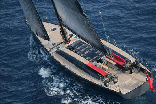 Rent A Wally Yachts Rent A Wally Sailing Yacht