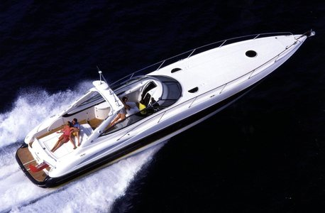 Yacht charter Sunseeker Predator 82. Builder: Sunseeker. Model: SuperHawk 48