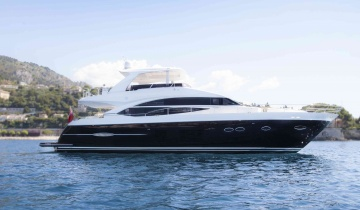 Rent Princess PRINCESS 72 MOKA