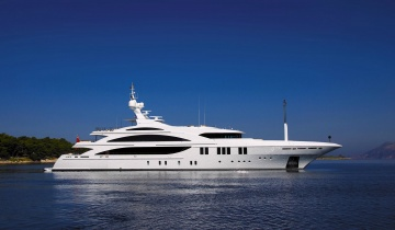 Yacht charter BENETTI Andreas L