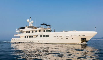 Yacht charter AMTEC OUT