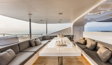 Flybridge AMTEC OUT - Boat picture