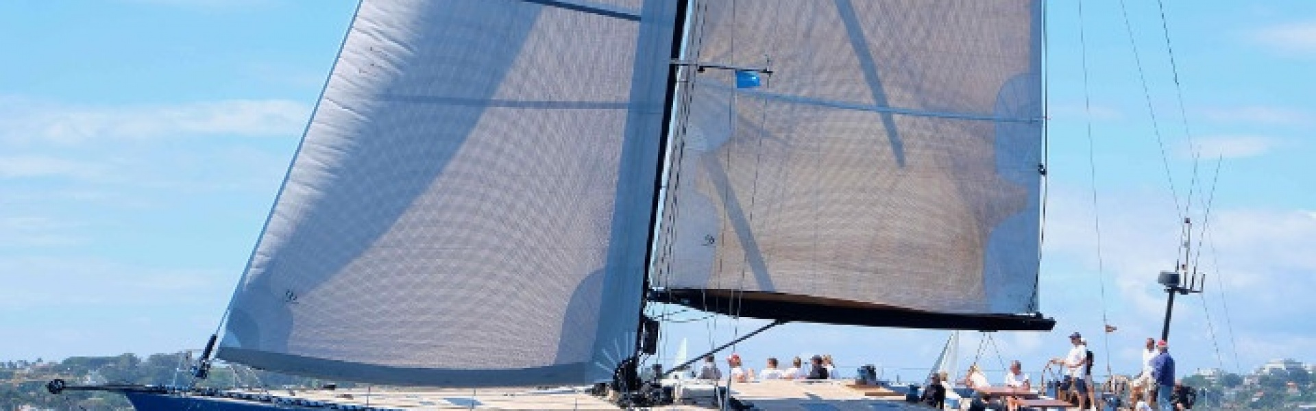 Sailboat charter WALLY YACHTS Tango