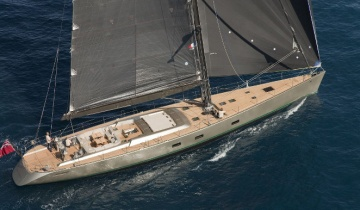 Sailboat charter Wally 30M