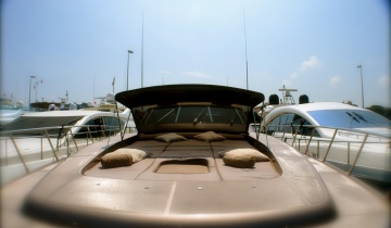Open Mangusta 80 - Boat picture