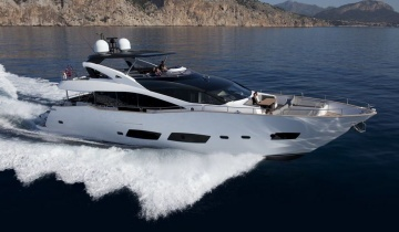 Yacht charter Sunseeker 28M-Greece