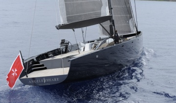Sailboat charter WALLY 39M