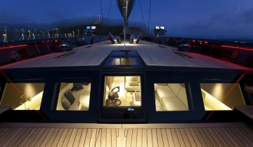 Sailboat WALLY 39M - Boat picture