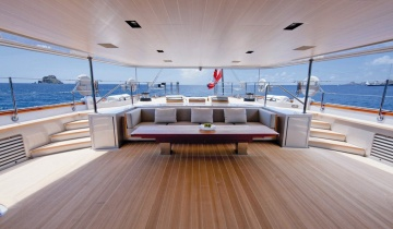 Sailboat PERINI NAVI 50M - Boat picture