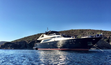 Yacht charter Guy Couach 29M
