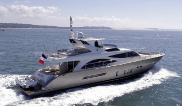 Yacht charter COUACH 23M