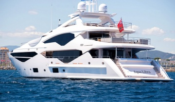 Flybridge Sunseeker 131 - Boat picture